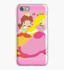 Princess Peach & Princess Daisy (Toadstool) iPhone Case/Skin