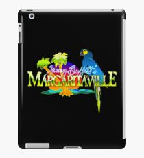 Jimmy Buffett Margaritaville iPad Case/Skin