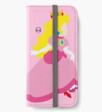 Princess Peach Deluxe iPhone Wallet/Case/Skin