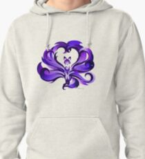 Royal Heart Pullover Hoodie