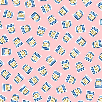 New York Deli Coffee Pattern by evannave