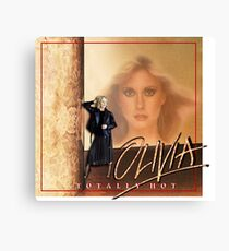 OliviaNewton-John - Still, Totally Hot Canvas Print
