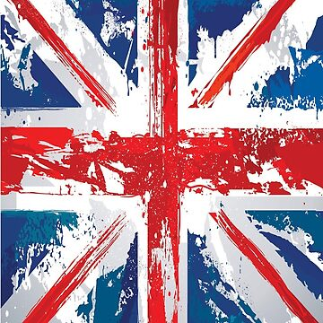 Union Flag Paint by tnoteman557