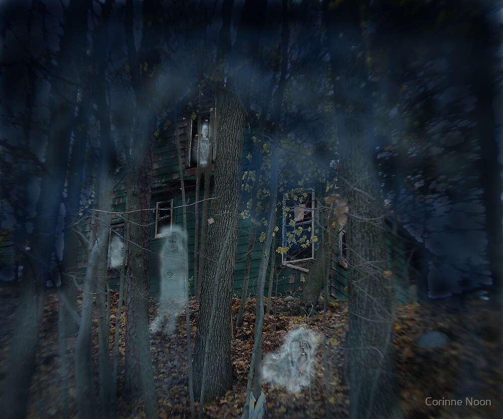 Midnight Fright by Corinne Noon