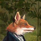 Vitus Labrusca - a red fox of distinction by haggisvitae