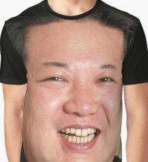Kim Jong Un Graphic T-Shirt