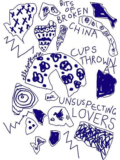 'Broken Love China' by ellejayerose