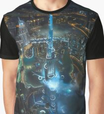 Downtown Dubai Graphic T-Shirt