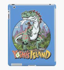 Yoshi's Jurassic Island iPad Case/Skin