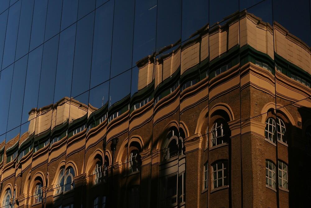 Modern Reflections by Jannaya