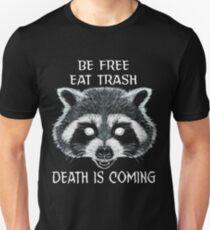 Trash Panda Meme Unisex T-Shirt