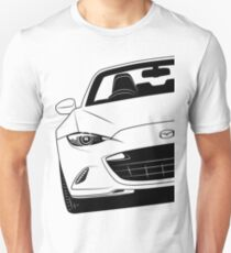 Mazda Miata MX5 ND Mk4 Shirts Best Design Unisex T-Shirt