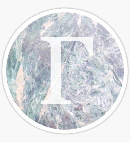 marble 2.0 - gamma Pegatina