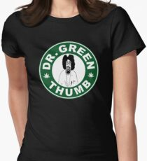Dr. Green THumb Women's Fitted T-Shirt