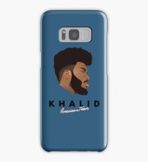 Khalid American Teen Samsung Galaxy Case/Skin