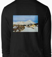 Mountain top cabin Long Sleeve T-Shirt