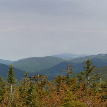 White Mountains, New Hampshire by acthinian