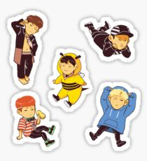 Monsta X Jooheon  Sticker