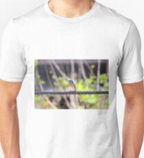 Bluebird On A Rope Unisex T-Shirt