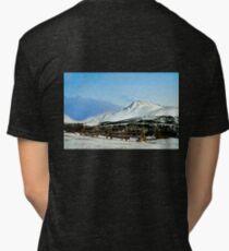 Flat top mountain Tri-blend T-Shirt