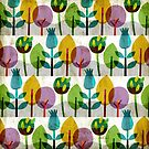 Wild flowers by MajaVeselinovic