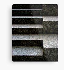 Gradation Metal Print