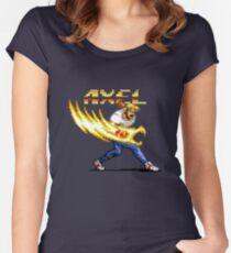 Axel Stone from Streets of Rage Women's Fitted Scoop T-Shirt