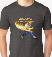Axel Stone from Streets of Rage Unisex T-Shirt