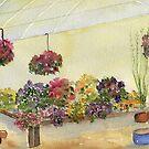 Splash of Color- Skagit Gardens, WA by Diane Hall
