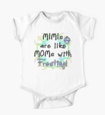Mimi is the Best! Kids Clothes