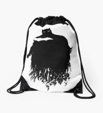 Ba*man Drawstring Bag