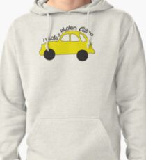 Neal & Emma (Swanfire) - I stole a stolen car? (Once Upon A time) Pullover Hoodie