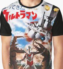 Return of Ultraman Graphic T-Shirt