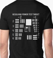USAF 1951 Resolving Power Test Target T-Shirt