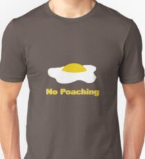 No Poaching Unisex T-Shirt