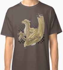 Qibli Wings of Fire Darkness of Dragons Classic T-Shirt