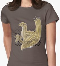 Qibli Wings of Fire Darkness of Dragons T-Shirt