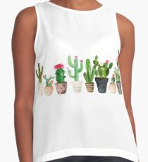 Kaktus Ärmelloses Top
