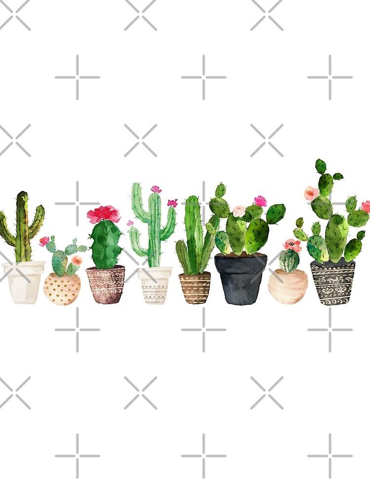 Cactus by BekkaCampbell