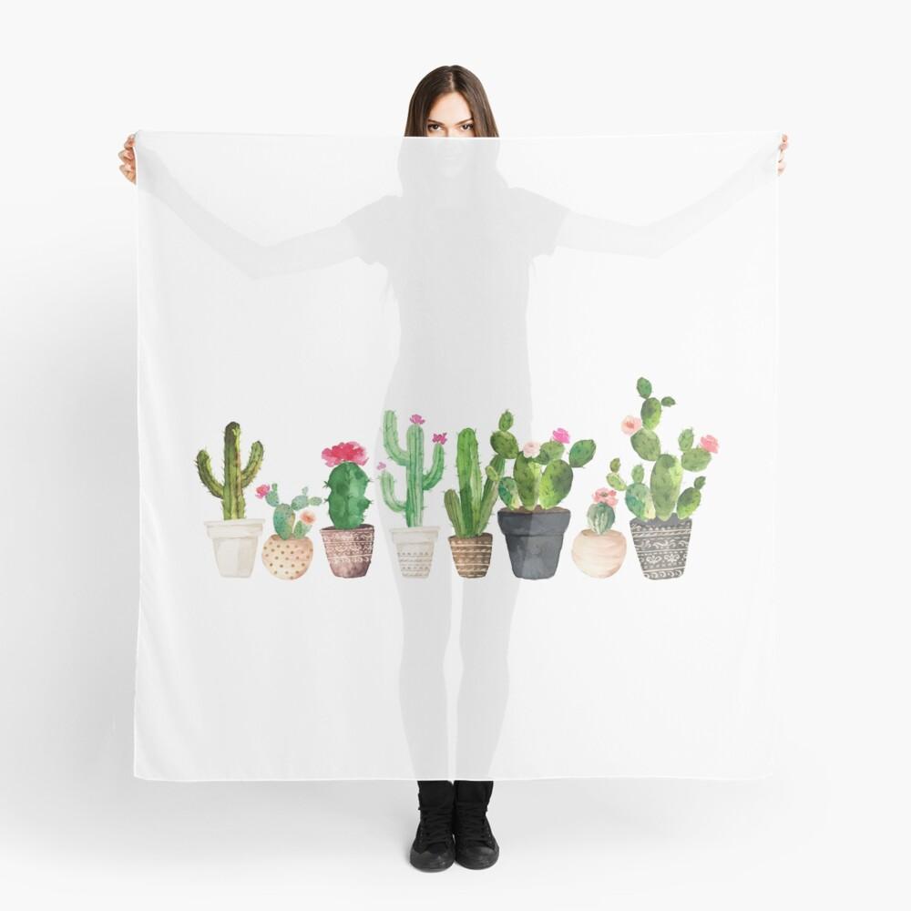 Cactus Scarf