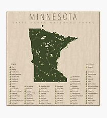 Minnesota Parks Photographic Print