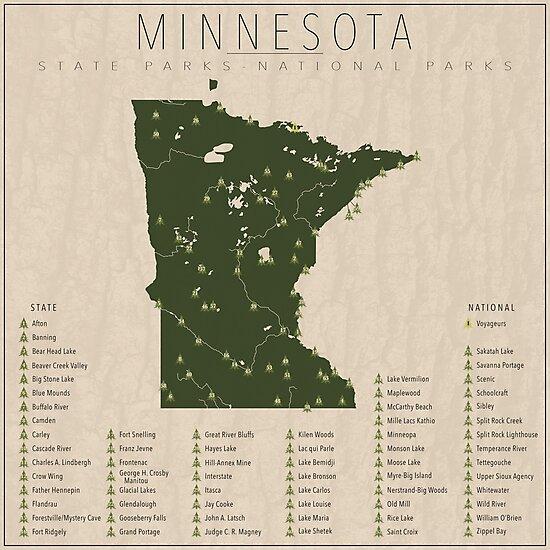 Minnesota Parks by FinlayMcNevin