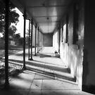 Aradale Asylum  by Melissa Kirkham