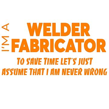 WELDER FABRICATOR by audioenginee