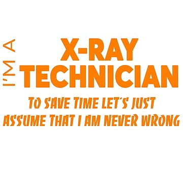 X-RAY TECHNICIAN by audioenginee