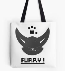 Furry! Tote Bag