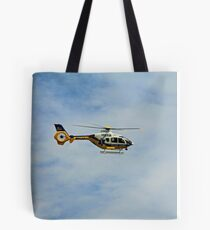 Collier County Copter Tote Bag