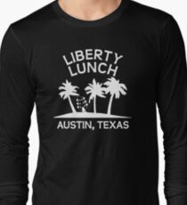 Liberty Lunch (Austin, Texas) Long Sleeve T-Shirt