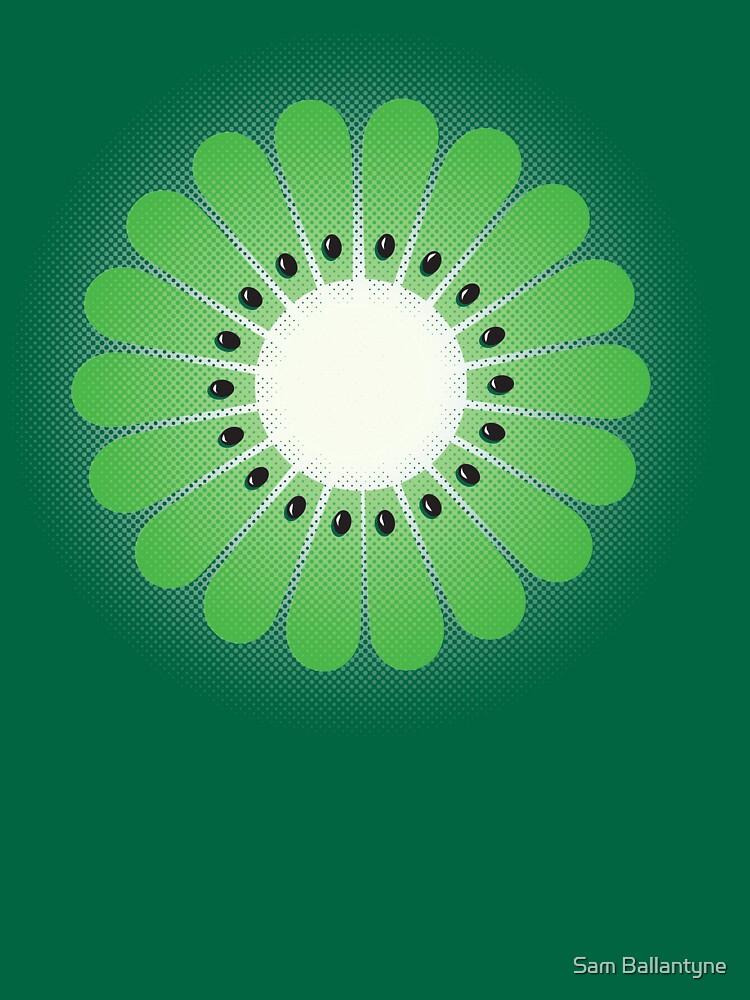 Kiwifruit by samuelballantyne