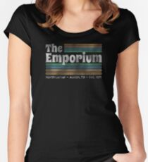 The Emporium (Dazed and Confused) Women's Fitted Scoop T-Shirt